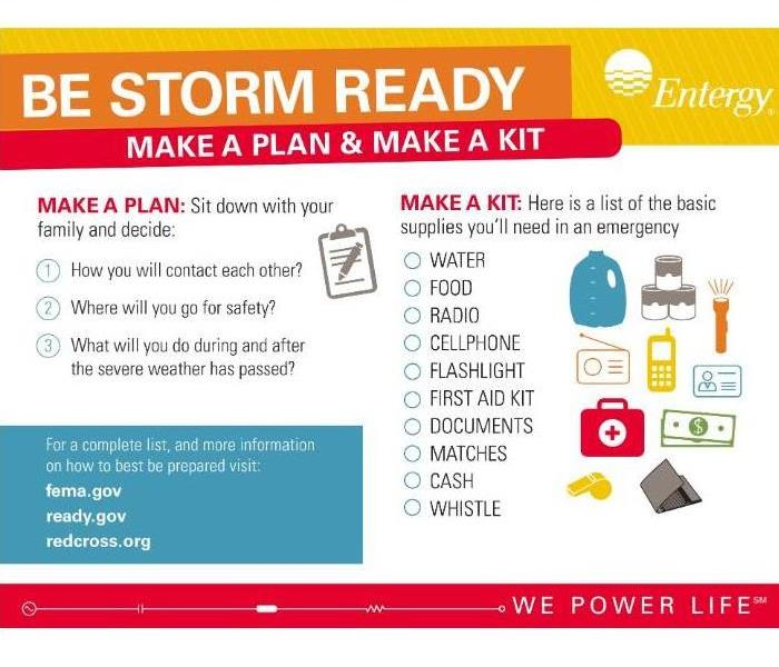Storm Damage How to Build an Emergency Kit for the Whole Family